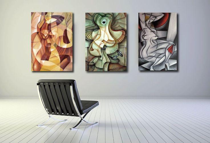 obrazy drukowane - przykład galerii