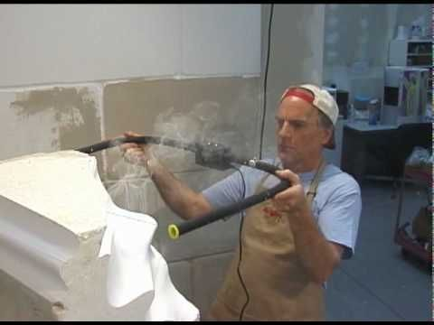 Foam Cutting: Hot Wire Bow Cutter #Hotwirebowcutter #hotwirefoamfactory #Bowcuttertutorial