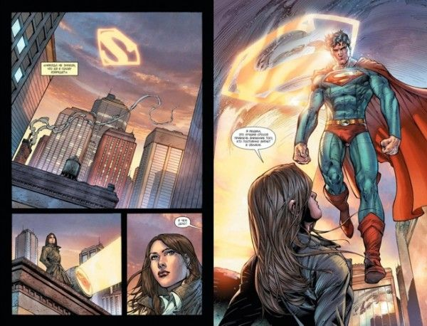 Комикс Супермен: Земля-1. Книга 3