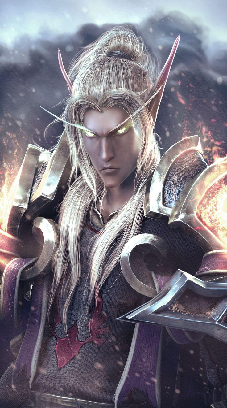 Paladin by Wen-JR.deviantart.com on @deviantART