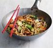 Veggie yakisoba noodles  By Jennifer Joyce