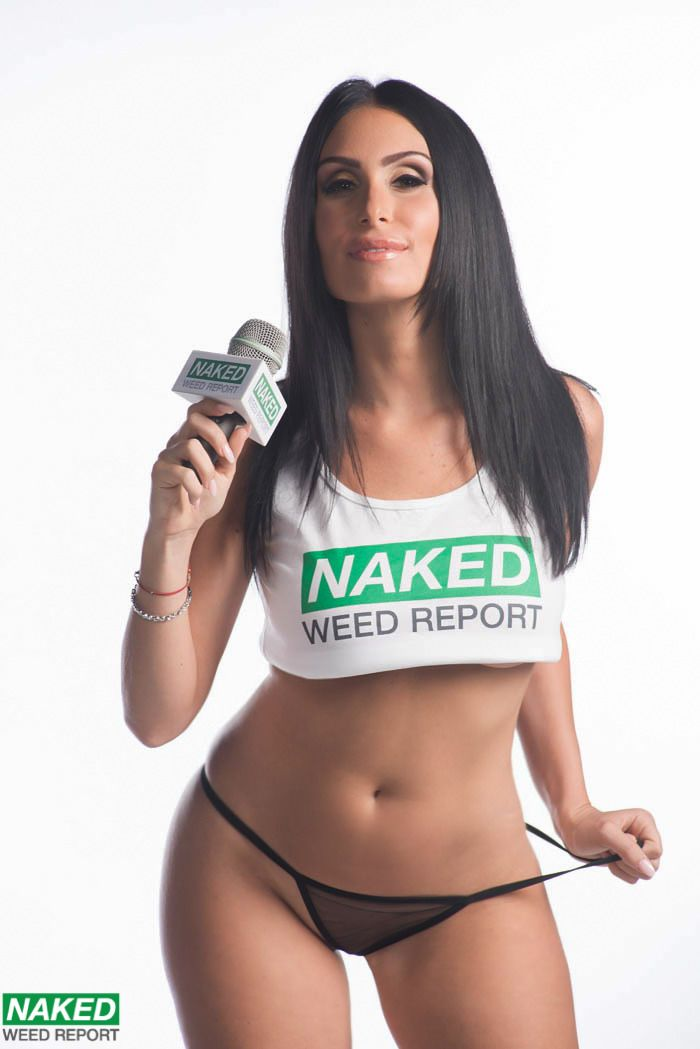 Phrase And weed with naked pussy not