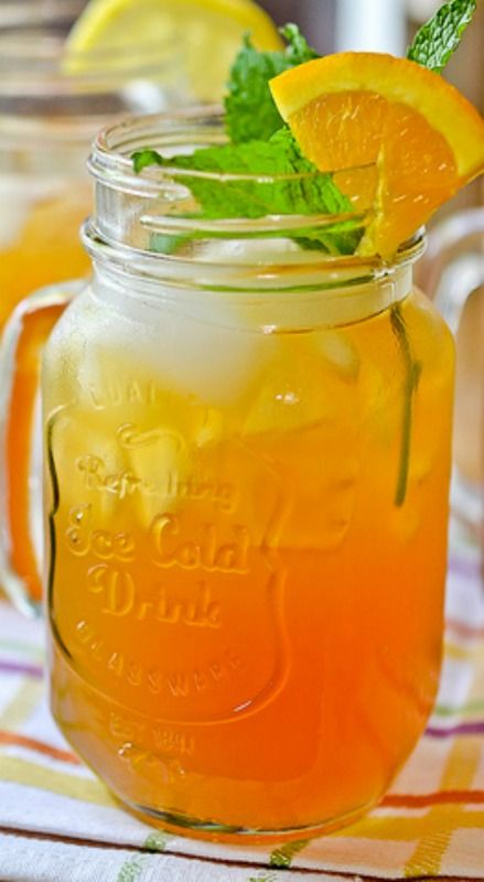 Lemonade Iced Tea Recipe