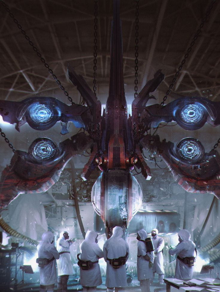 #StarCitizen's high tech #Xi-An #Khartu-al declassified
