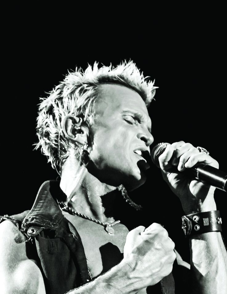 New Billy Idol album 'Kings & Queens of the Underground' available now! And in 'Dancing With Myself', his long-awaited bestselling autobiography, Billy Idol delivers an electric, searingly honest account of his journey to fame. Get the latest tour dates!