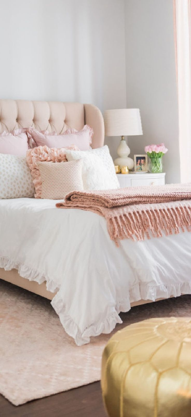 Marvelous Bed Linens, Bed Room, Guest Rooms, Bedroom Decor, Master Bedroom, Simple  Things, Sweet Dreams, Bachelorette, Boudoir
