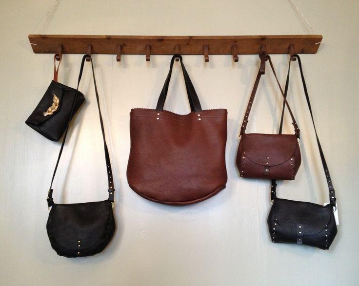 Gorgeous Anna Pugh bags! Loretta Tote bag  at Ruby and Tallulah... xx