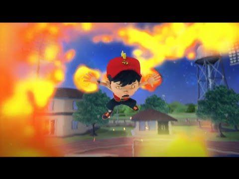 Boboiboy Terbaru - Kuasa Boboiboy Api