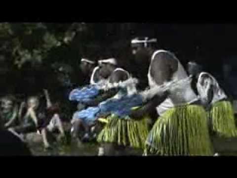 Urab Dancers Torres Strait