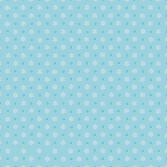 Fleurs Bleu Ciel Sur Fond Bleu Bleu Aesthetic Pinterest Scrap