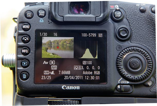 Exposure bracketing: how to set up your camera to shoot high-contrast scenes