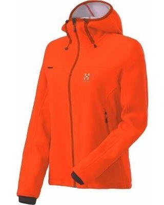 Haglofs Haglofs Cyclone Q Fleece Jacket - Windstopper® (For Women ...
