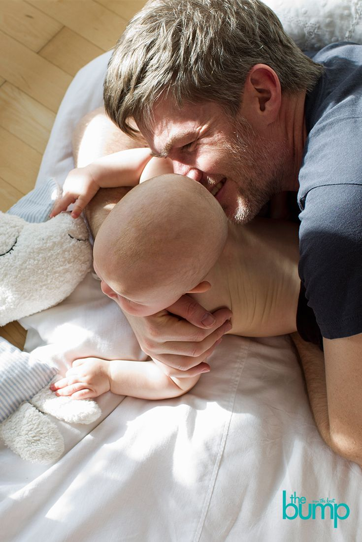 Advice for dads-to-be that's more useful than anything else they'll hear. Period.