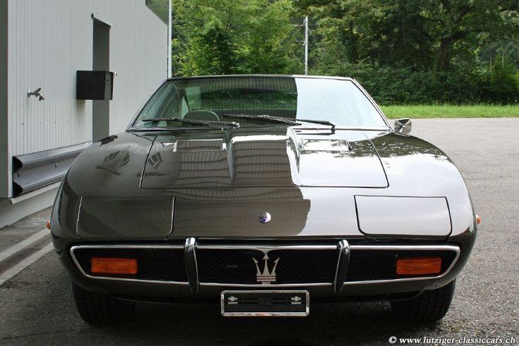 1972 Maserati Ghibli - 4.9 SS | Classic Driver Market