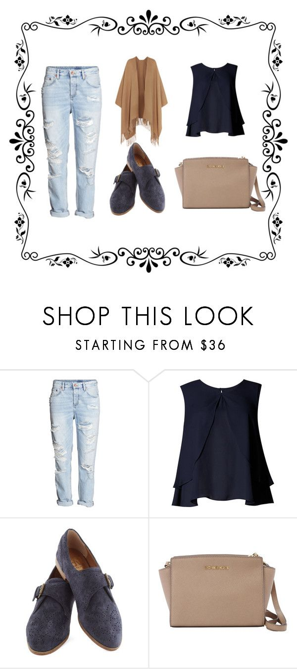 """Untitled #88"" by nashrinsabila on Polyvore featuring H&M, Limited Edition, Dolce Vita, MICHAEL Michael Kors, Acne Studios, women's clothing, women, female, woman and misses"