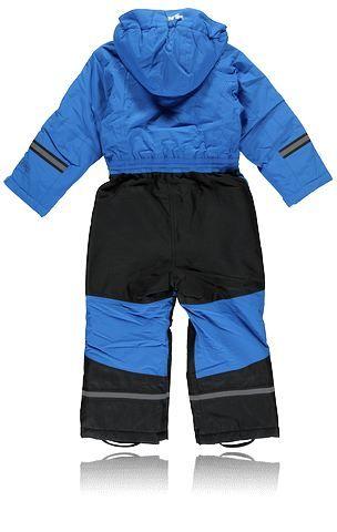 Overall i vind- och vattentätt tyg med bra andasförmåga, TENSON SO MIRROR OVERALJR. Se alla overaller på http://www.stadium.se/klader/barnklader-86-116/overaller