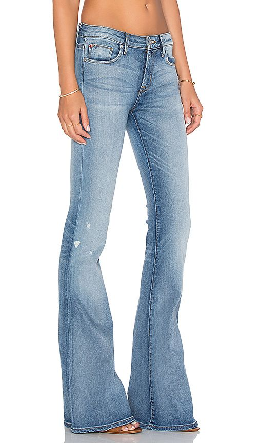 Shop for Hudson Jeans Mia Flare in Deception at REVOLVE. Free 2-3 day shipping and returns, 30 day price match guarantee.