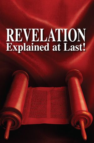Staggering events will soon shock the whole world! Great prophecies in the book of Revelation show how and when these catastrophic events will occur. This booklet contains vital understanding that will forever change your outlook on the future. But you must have the keys that unlock it! And you must examine every scripture quoted—along with the entirety of Revelation. This stunning book of prophecy is opened, revealed and explained—at last!