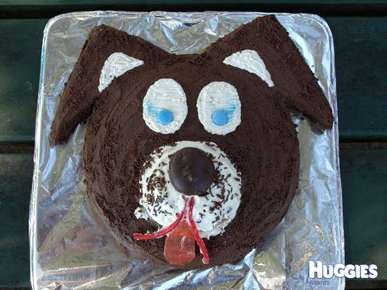 Dog Design Cake Recipes : 25+ best ideas about Puppy Dog Cakes on Pinterest Puppy ...
