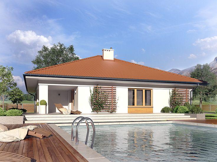Decyma 6 (148,5 m2) to projekt domu parterowego, który charakteryzuje się optymalną powierzchnią i funkcjonalnym układem pomieszczeń. Pełna prezentacja projektu znajduje się na stronie: http://www.domywstylu.pl/projekt-domu-decyma_6.php. #decyma6 #projekty #projektyparterowe #domywstylu #mtmstyl #style #photo #architektura