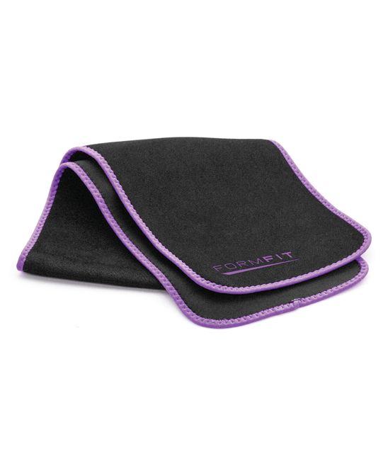 8'' Purple Waist-Slimming Workout Belt - Women