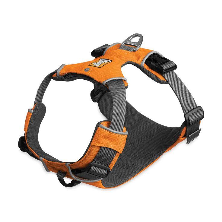 Ruffwear Front Range Harness Geschirr Campfire Orange günstig kaufen