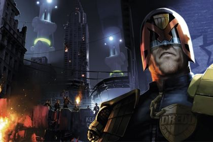 judge dredd comic | Everything You Need to Get Back Into Judge Dredd Comics