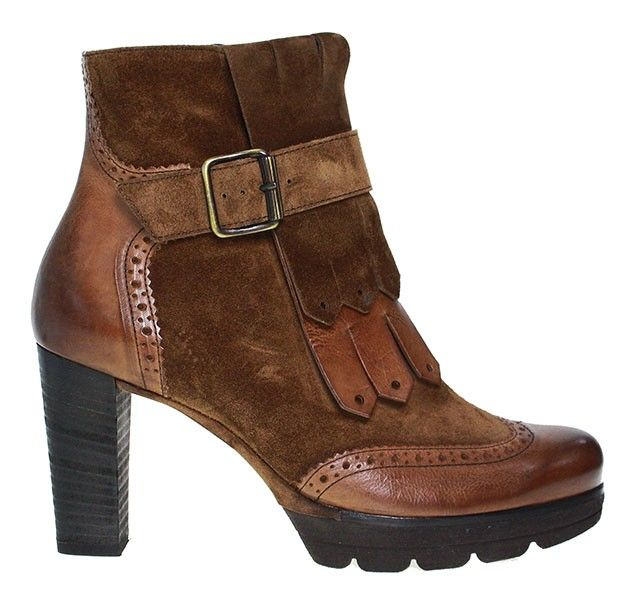 Paul Green | Stiefelette - braun | cuoio #paulgreen #boots