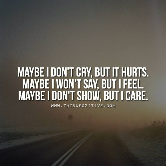 Giv Cry Sad Love: 1000+ Cry Quotes On Pinterest
