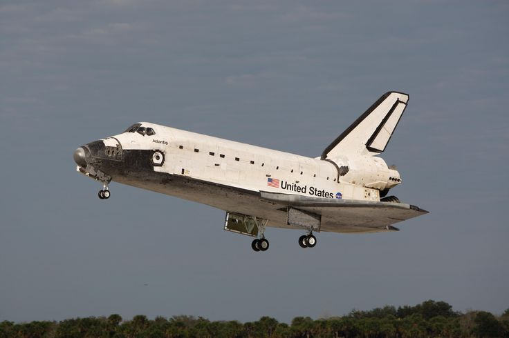 Space Shuttle Atlantis - Wikipedia, the free encyclopedia