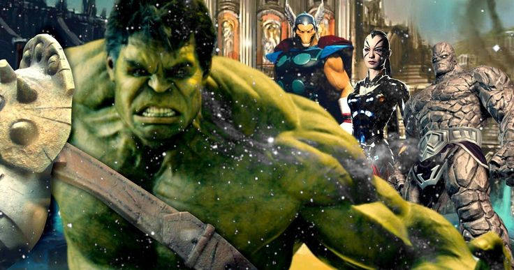 Thor: Ragnarok Is Introducing This Major Planet Hulk Character -- Director Taika Waititi has confirmed another new Marvel character for his Thor 3 sequel. -- http://movieweb.com/thor-ragnarok-planet-hulk-character-miek/
