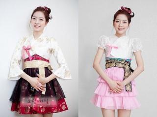 Fusion Hanbok (Korean Modern Hanbok)