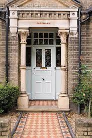 edwardian front door porch - Google Search