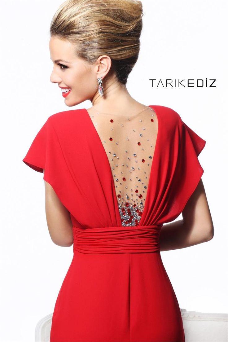 tarik ediz evening dress 92092