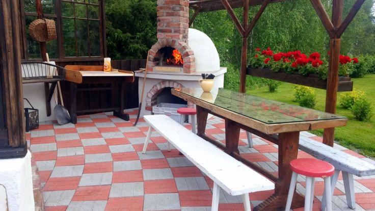 Noradler: Homemade pizza