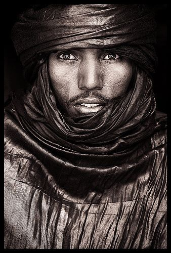 A Tuareg Vision of Grace and Intensity | John Kenny | Flickr