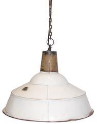 AntikVit Industrilampa med patina 1789kr