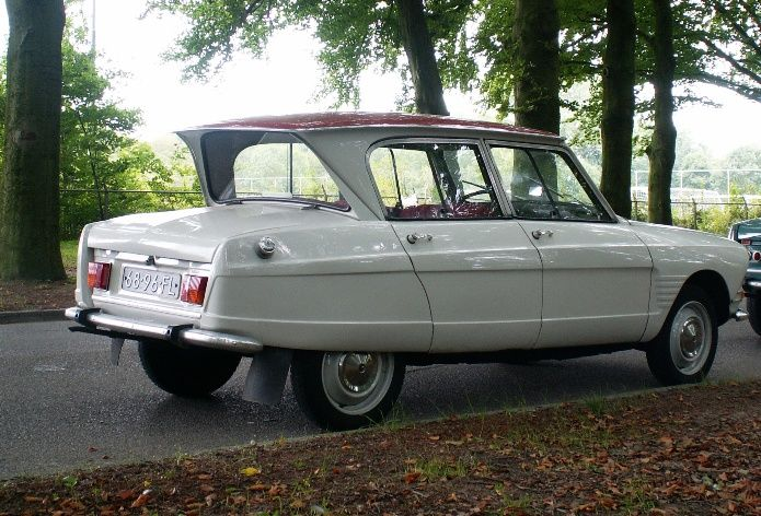 Citroen Ami 6 Berline