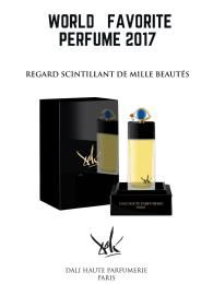 On the occasion of Europe Day 2017, France has received a new recognition as the center of world culture and lifestyle with the title of CREATOR OF WORLD FAVORITE PERFUME being saliently ascribed to DALI HAUTE PARFUMERIE.  Today the quest for exclusive perfumes, for the secrets of the perfume creators has a new address: Dali Haute Parfumerie, World Favorite Perfume in 2017, based in Paris.
