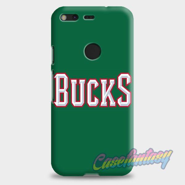 Nba Dc Bucks Logo Head Google Pixel XL Case | casefantasy