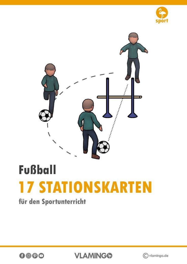 Fußball übungen Schule