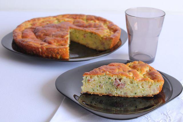 La Tavola Allegra: Torta 7 Vasetti Salata