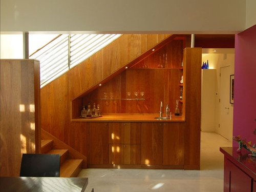 Buttrick Wong Architects - contemporary - staircase - san francisco - Buttrick Wong Architects
