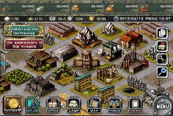 Metal Slug F2P, SNK se pasa al free to play con un título de estrategia multijugador online  http://www.xatakamovil.com/p/36131