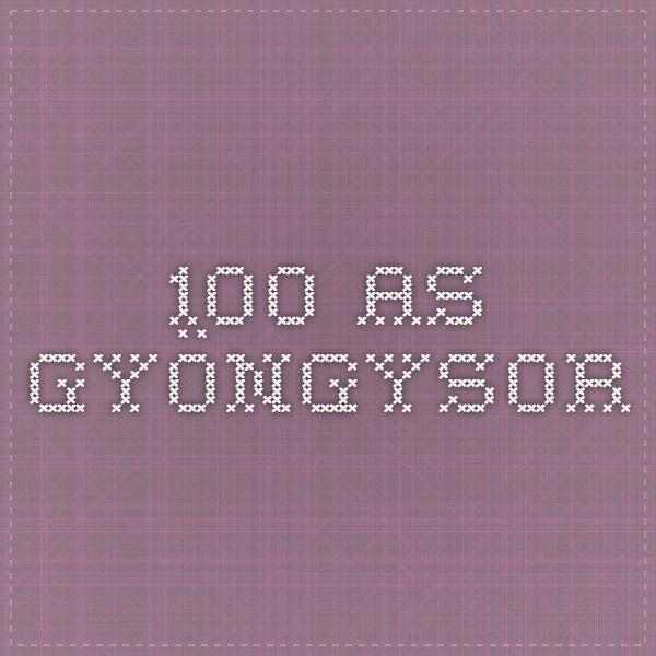 100-as gyöngysor