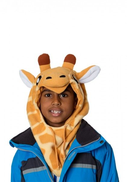 Giraffe Neck Warmer | Want to be head and shoulders above the Christmas crowds? Get yourself a Giraffe neck warmer!