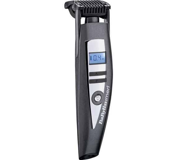 Buy BaByliss for Men 7895U I-Stubble Trimmer at Argos.co.uk, visit Argos.co.uk to shop online for Beard and stubble trimmers, Men's beard trimmers and hair clippers, Health and beauty
