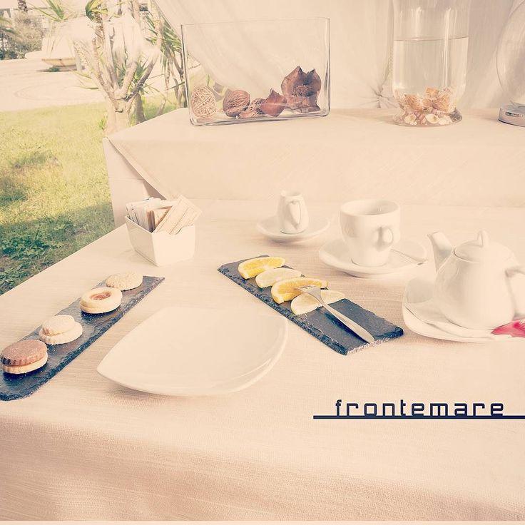 """""""Prendi più tè. Non ne ho ancora preso niente non posso prenderne di più. Vuoi dire non puoi prenderne di meno. È facile prendere più di niente. (Alice e la Lepre Marzolina)  #frontemare #sardinia #sardegna #cagliari #poetto #restaurant #ristorante #food #cibo #foodporn #gourmet #tea #teatime  Thanks @mycaptura  for the pic by frontemaresardinia"""