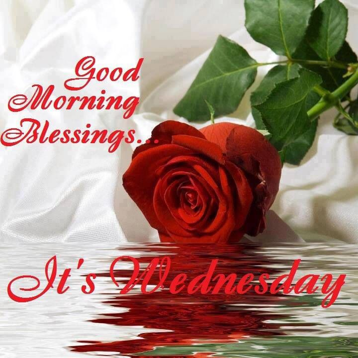 Good Morning Blessings Its Wednesday