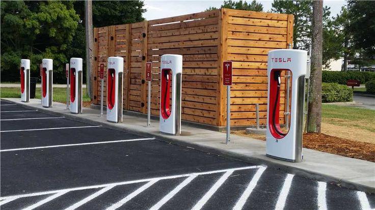6 tesla charging stations lake city florida